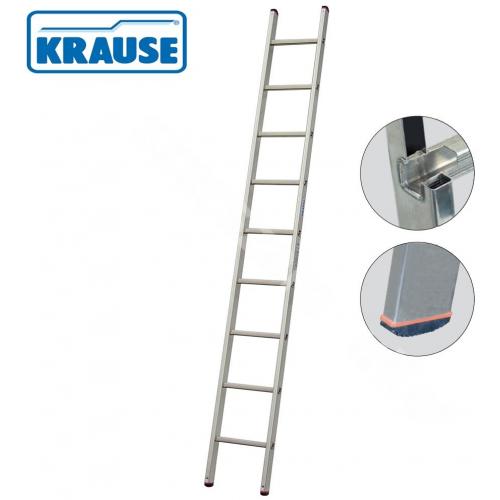 Kopėčios atremiamos 10 pakopų,  Krause (010100)