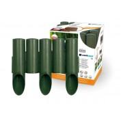 Dekoratyvinė sodo tvorelė Standard, žalios sp., 2,3 m