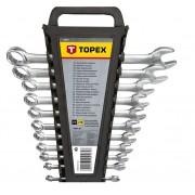 Rinkinys kombinuotų raktų 6-22 mm, 12 vnt. Topex 35D757