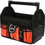 Krepšys įrankiams YATO, 17 kišenių