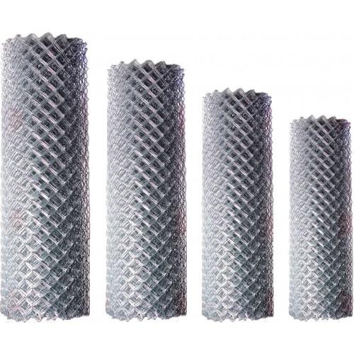 Regztas cinkuotas tinklas, 2,2 x 50 x 50 mm, 25 m