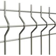 Segmentinė tvora, cinkuota, 2500 x 1530 mm (5,0 mm)