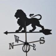 Metalinis vėjarodis Liūtas